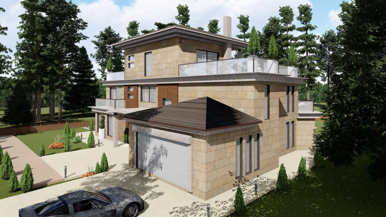 Проект «Рим»